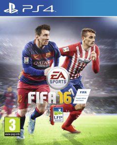 Acheter FIFA 16